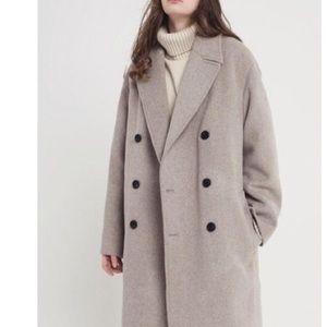 Jackets & Blazers - evanlaforet oversized double long coat